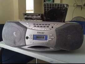 Radio grabadora