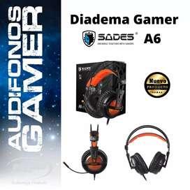 Diadema Gaming sades A2