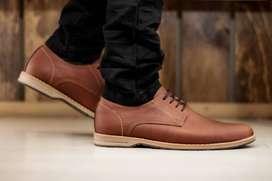 Zapato casual 100% en cuero
