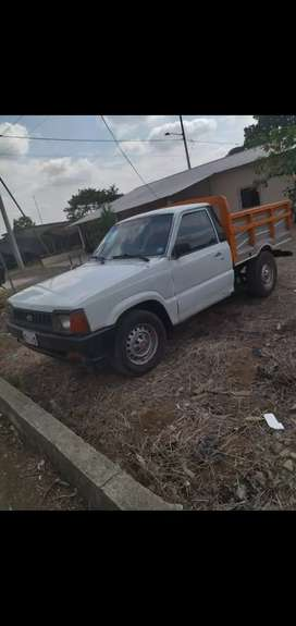 Ford currier 1991 en excelente estado papeles al día