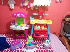 Vendo juguetes en buen estado en oferta