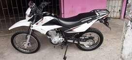 MOTO HONDA 150 C.C.  XR150LEK