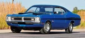 Dodge demon 1971 $10,800.000