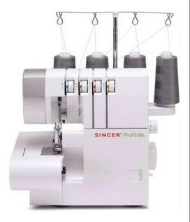 Maquina de coser SINGER 14SH764  nueva de 4 hilos