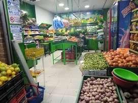 Vendo FRUVER en Alcalá Sur