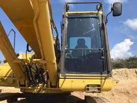 Excavadora Komatsu Pc 400