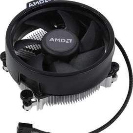 Disipador Cooler Amd Wraith Stealth - Ryzen