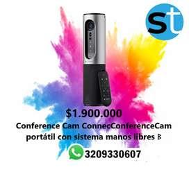CONFERENCE CAM CONNEC CONFERENCE CAM PORTATIL CON SISTEMA MANOS LIBRES