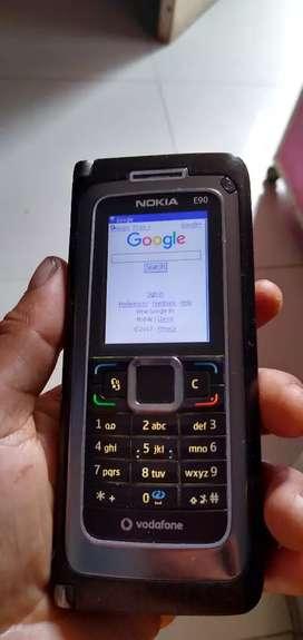 Nokia e90 COLECCIÓN