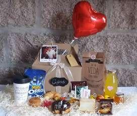 Desayuno San Valentin Romantico