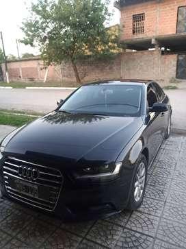 Audi A4 1.8 turno modelo 2013