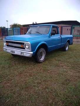 Chevrolet C10 impecable unica