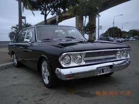 RAMBLER Ambassador Classic 660 1964