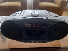 Radio Grabadora Citizen