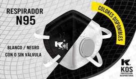 Respirador K5 / K51 Tapabocas Mascarilla