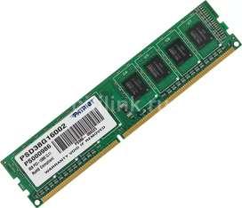 Memoria RAM 16 GB: 2 x 8 GM