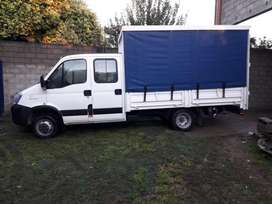 CAMION IVECO DAILY 55 C 17 AÑO 2018