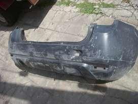 repuesto renault, paragolpe trasero original usado impecable, renault duster