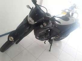 Yamaha xt660 2015