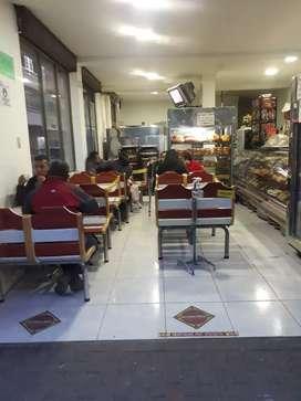 Se vende o permuta Panadería