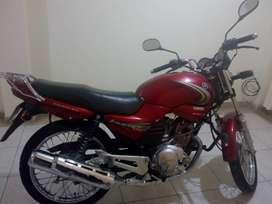 Hermosa Moto Yamaha LIBERO 125 como NUEVA