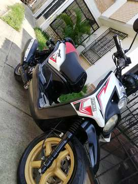 Vendo Yamaha BwsX 125