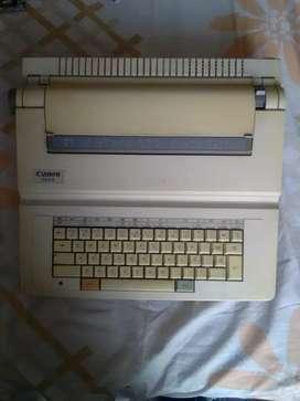 Maquina de escribir Canon ES3-ll