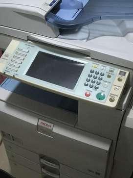 Fotocopiadora Ricoh aficio 5001