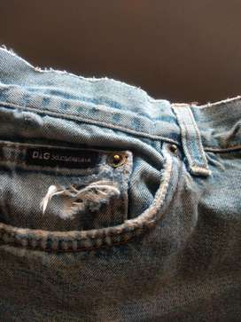 Jean Dolce Gabbana Original Talla 30