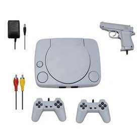 Consola videojuegos poly station ps1 + caset poly