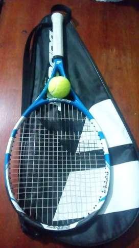 Raqueta de tenis vendo o permuto