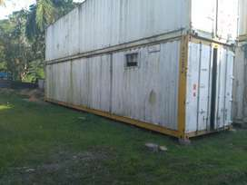 Venta de contenedores de 40 tipo oficinas