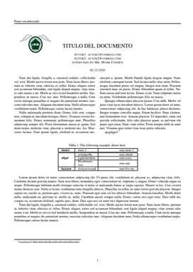 Creación y redacción de documentos.