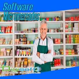 Digisoft MicroMercados y Fruver