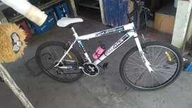 Vendo bicicleta en exelente estado