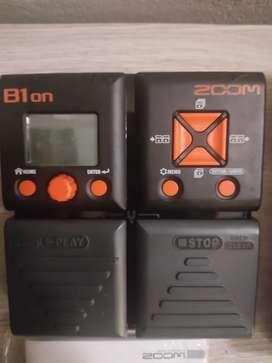 Procesador efectos de Bajo B1on