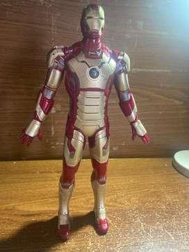 Figura de accion Iron man