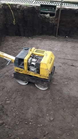 Cortadoras de hormigón y asfalto