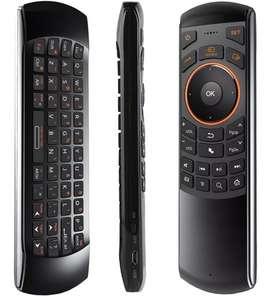 Air Mouse Mini Teclado Control Remoto Smart Tv Pc Microfono