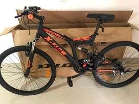 Bicicleta fratta x-flow nueva