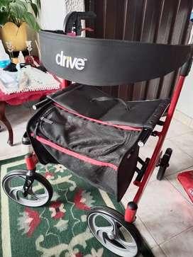 Caminador silla de ruedas