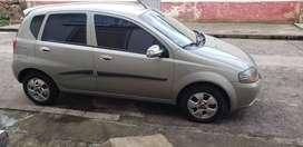 Se vende Chevrolet aveo five modelo 2009