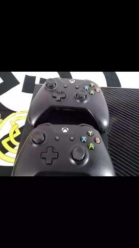 xbox one dos controles y Gears4