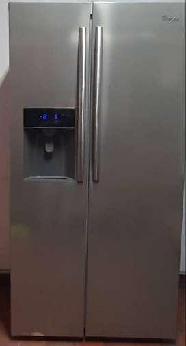 Nevecon Whilpool capacidad 515 litros