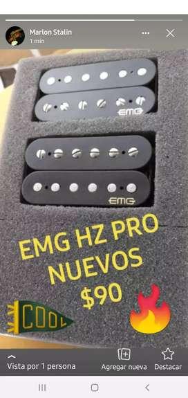 Set EMG Hz Pro Nuevos