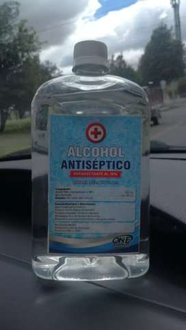 Alcohol antiseptico