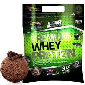Proteina Star Nutrition Premium Whey 3kg