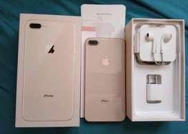Vendo iphone 8plus de 64gb totalmente nuevo DE PAQUETE SELLADO
