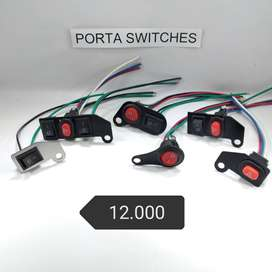 porta switches 2 huecos +2 switches
