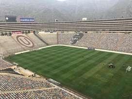 Alquiler palco Monumental Occidente Sur - Final Copa Libertadores